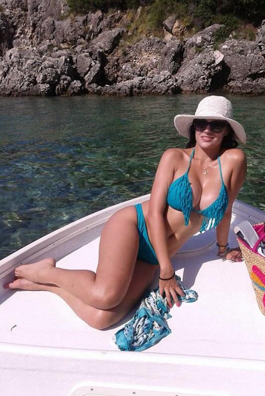 Eirini Parisi Hot Bikini 2016 3