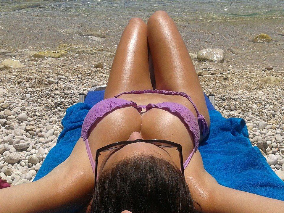 Eirini Parisi Hot Bikini 2016 4