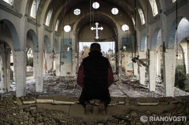 SYRIA CHRISTIANS