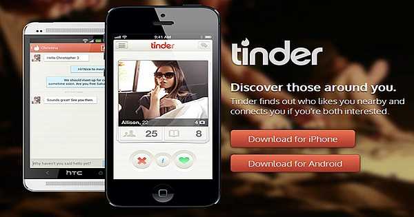 Tinder dating app youtube