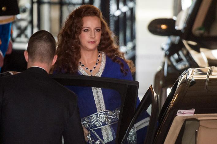 βασίλισσα του Μαρόκου