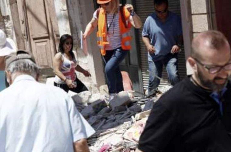 σεισμόπληκτη Λέσβο