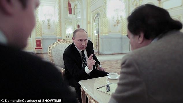 Βλάντιμιρ Πούτιν