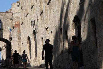 Μεσαιωνικής πόλης
