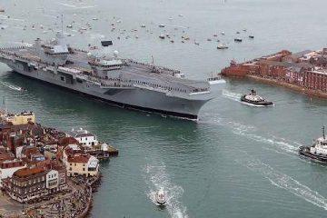 πολεμικό πλοίο