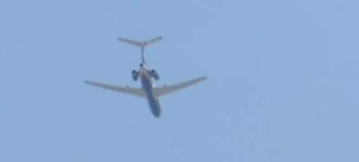 ρωσικό κατασκοπευτικό αεροπλάνο