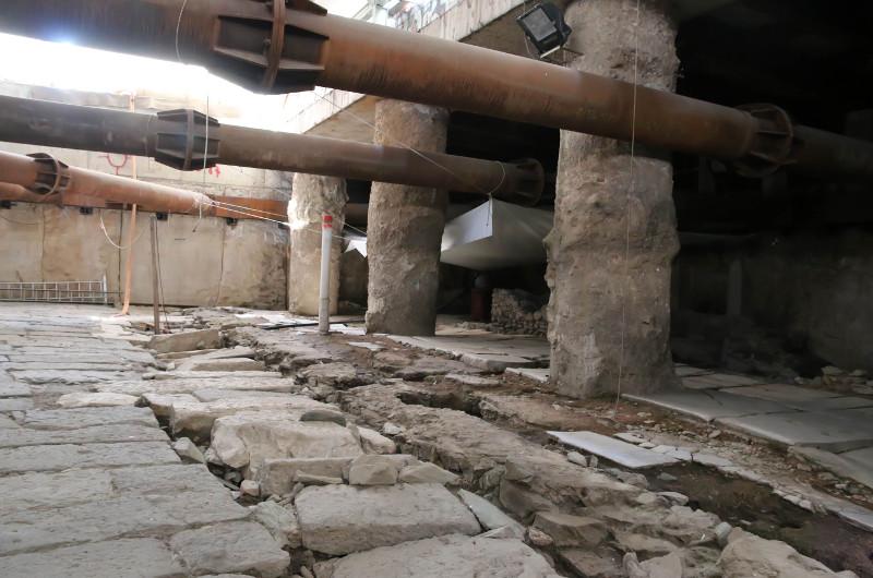 ανασκαφές