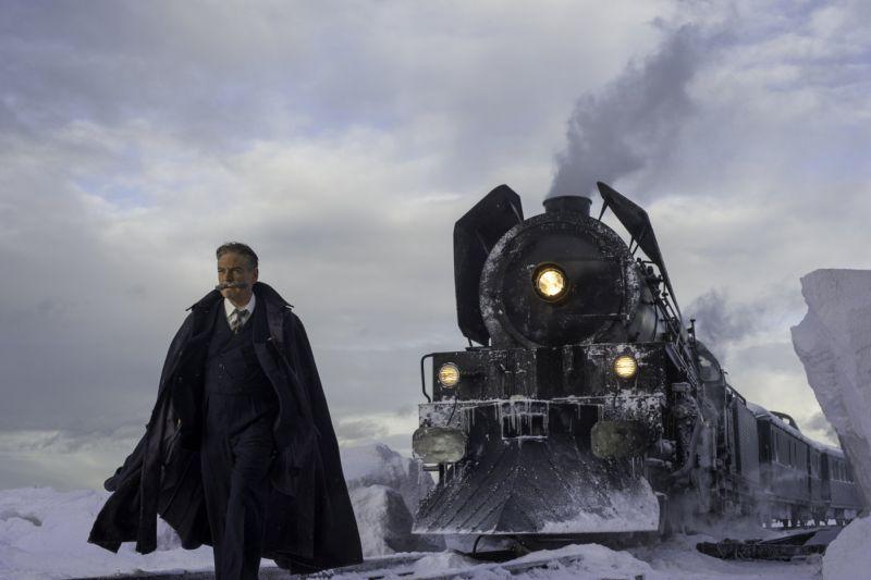 """Murder on the Orient Express"""