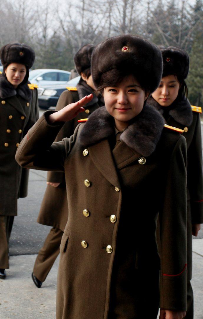 κυβέρνηση της Β. Κορέας