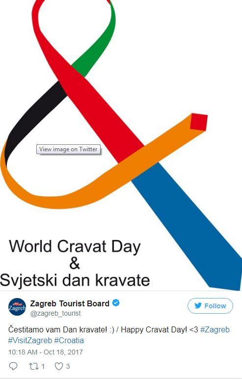 Διεθνής Ημέρα Γραβάτας