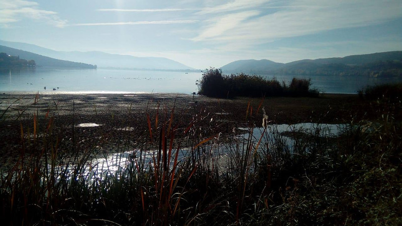 λίμνη της Καστοριάς