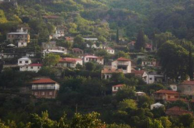 Μαρτυρικά Χωριά