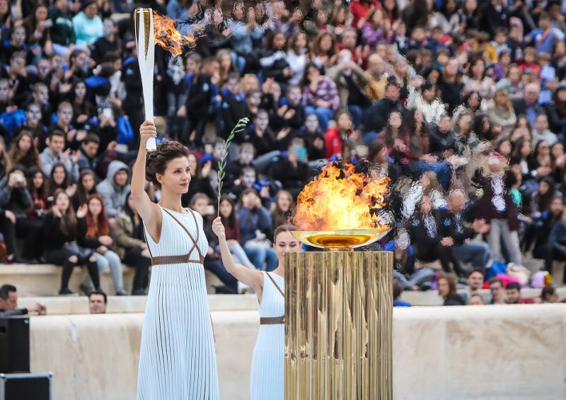 Ολυμπιακή Φλόγα