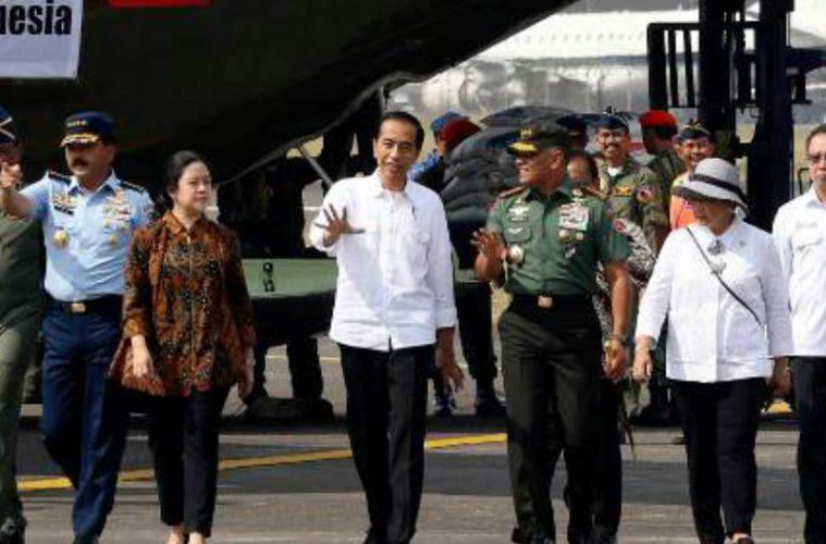 πρόεδρος της Ινδονησίας