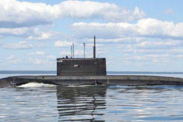 Ρωσικό υποβρύχιο