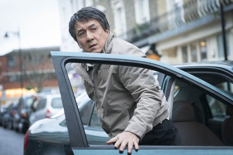 «The Foreigner»