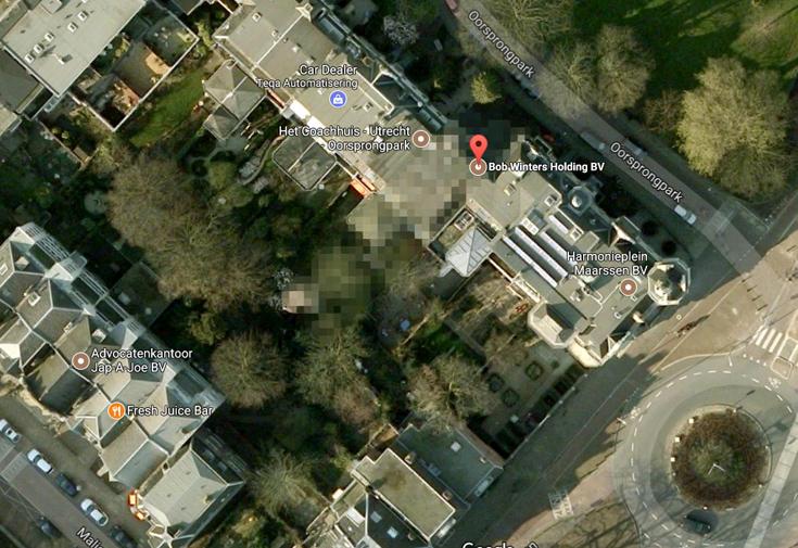 Χάρτες της Google