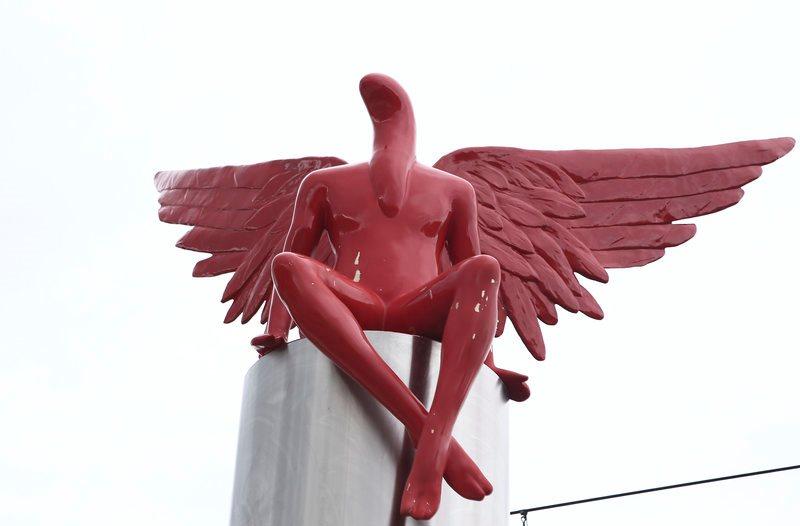 κόκκινος άγγελος