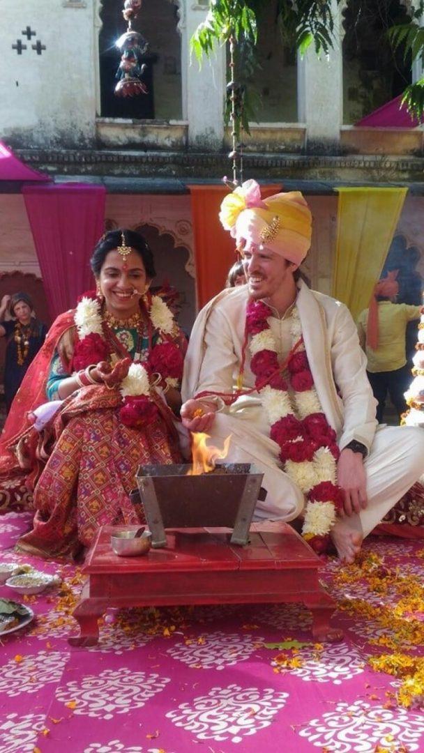 Ινδικός γάμος