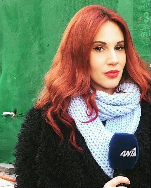 Χριστίνα Τσιόκρη
