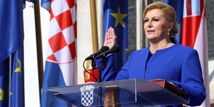 Πρόεδρος Κροατίας