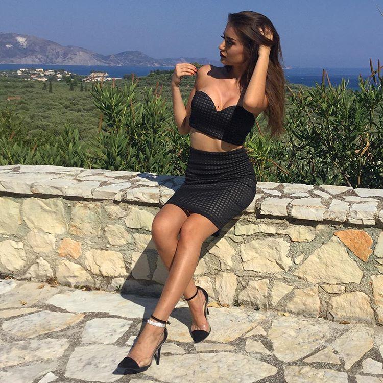 maria lekka 46 - Ποια είναι η φοιτήτρια στη Λάρισα που θα κάψει καρδιές στο «My style rocks»;