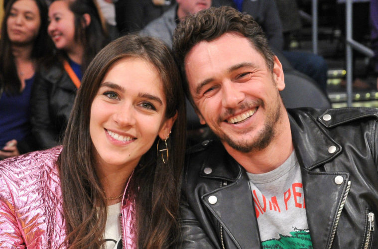 James Franco Isabel Pakzad